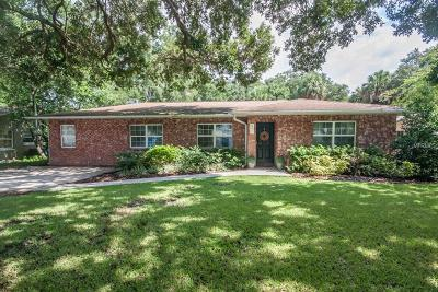 Tampa Single Family Home For Sale: 4211 W Palmira Avenue