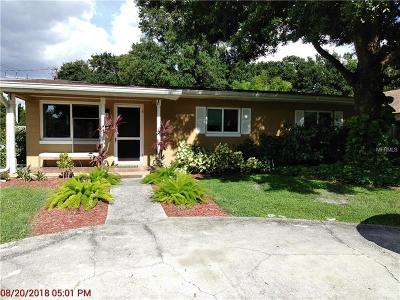 Tampa Single Family Home For Sale: 615 N Woodlynne Avenue