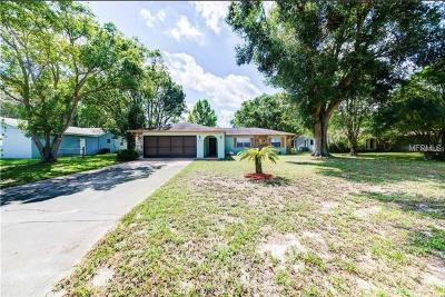 Weeki Wachee Single Family Home For Sale: 8786 Heather Boulevard