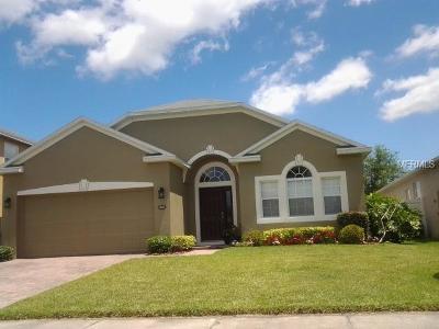 Winter Garden Single Family Home For Sale: 621 Groves End Lane