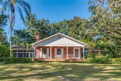 Dade City Single Family Home For Sale: 36126 Saint Joe Road