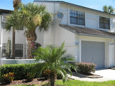 Tampa Townhouse For Sale: 4206 Brentwood Park Circle