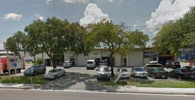 Tampa Commercial For Sale: 1100 N 50th Street
