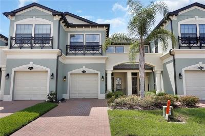 Townhouse For Sale: 2005 Milkweed Trace