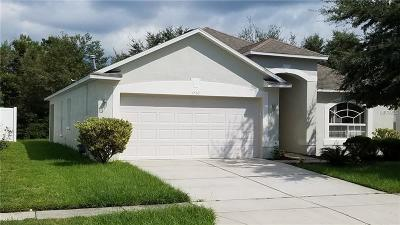 Brooksville Single Family Home For Sale: 4560 Lisette Circle