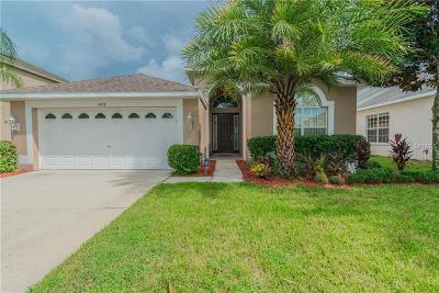 Single Family Home For Sale: 4418 Hawksley Place