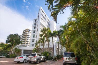 Charlotte County, Sarasota County, Manatee County Condo For Sale: 1770 Benjamin Franklin Drive #507
