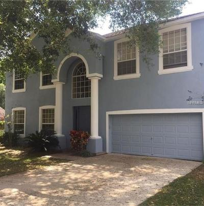 Hillsborough County Single Family Home For Sale: 1542 McCrea Drive