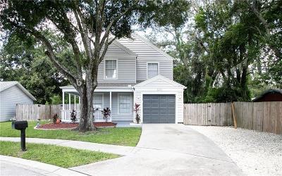 Single Family Home For Sale: 8210 Broward Pl