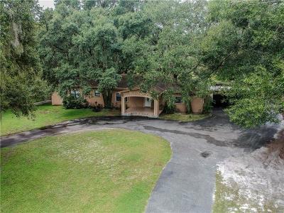 Single Family Home For Sale: 16106 E Lake Burrell Drive