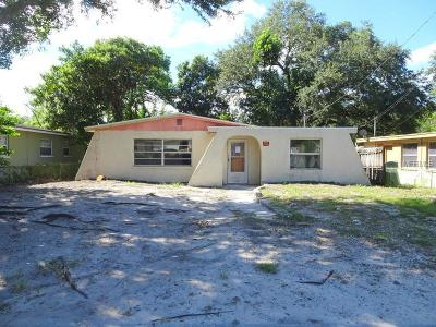Tampa Single Family Home For Sale: 3713 E Clifton Street