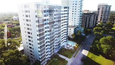 Sarasota Condo For Sale: 555 S Gulfstream Avenue #101