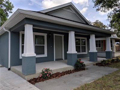 Tampa Single Family Home For Sale: 804 E Hanna Avenue