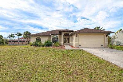 Port Charlotte Single Family Home For Sale: 18281 Ohara Drive