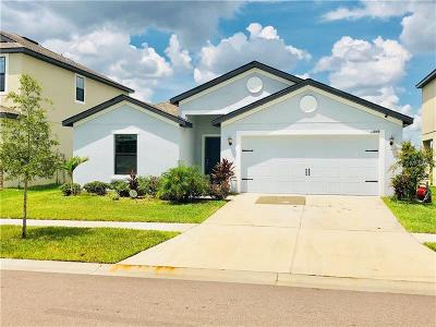 Riverview Single Family Home For Sale: 11848 Thicket Wood Drive