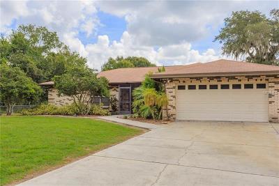 Tampa Single Family Home For Sale: 4505 Garden Lane