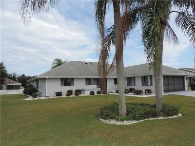 Sun City Center Single Family Home For Sale: 1719 S Pebble Beach Boulevard #32A
