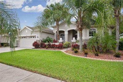 Wesley Chapel Single Family Home For Sale: 1455 Salmonberry Street
