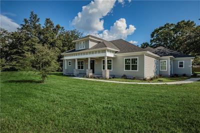 Lutz Single Family Home For Sale: 17107 Flor Del Sol Lane
