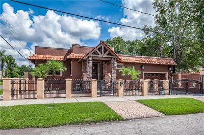 Tampa Single Family Home For Sale: 921 W Warren Avenue