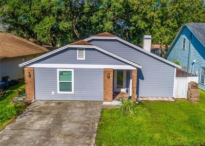 Tampa Single Family Home For Sale: 11120 Elmfield Drive