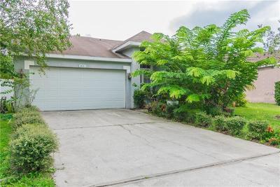 Palm Harbor Single Family Home For Sale: 4931 Ridgemoor Circle
