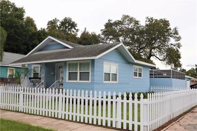 St Petersburg Single Family Home For Sale: 2105 7th Avenue N