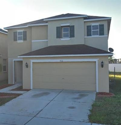Gibsonton Single Family Home For Sale: 7416 Dragon Fly Loop