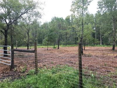 Lutz Residential Lots & Land For Sale: 17470 Cedarwood Loop