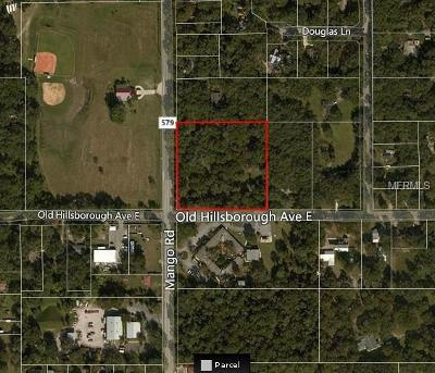 Seffner Residential Lots & Land For Sale: 5401 579th Highway