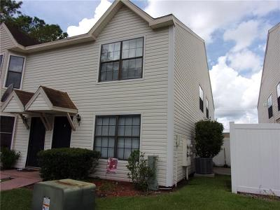 Plant City Townhouse For Sale: 2302 Maki Road #8