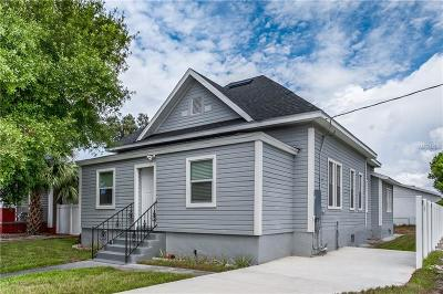 Tampa Single Family Home For Sale: 2521 W Ivy Street