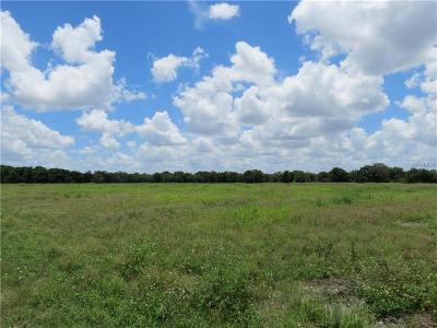 Parrish Residential Lots & Land For Sale: Albritton Rd