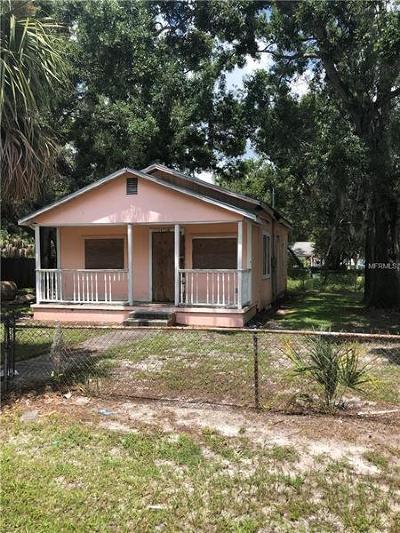 Tampa Single Family Home For Sale: 4708 E 18th Avenue