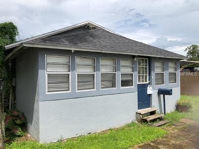 Plant City Single Family Home For Sale: 305 N Pennsylvania Avenue