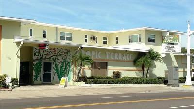 Treasure Island Condo For Sale: 11730 Gulf Boulevard #35