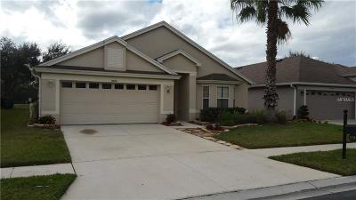 Wesley Chapel Single Family Home For Sale: 27434 Edenfield Drive