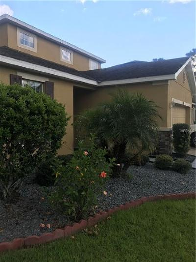 Plant City Single Family Home For Sale: 2636 Holly Bluff Court