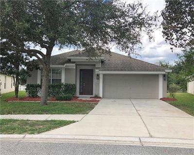 Brooksville Single Family Home For Sale: 14993 Red Bloom Place