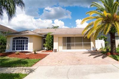 Tampa Single Family Home For Sale: 11419 Whispering Hollow Drive