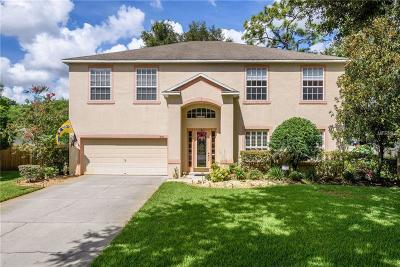 Lutz Single Family Home For Sale: 1546 McCrea Drive