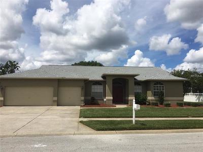 Lutz Single Family Home For Sale: 1106 Fox Chapel Drive