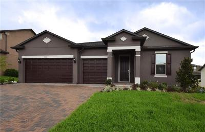 Apopka Single Family Home For Sale: 680 Bishop Bay
