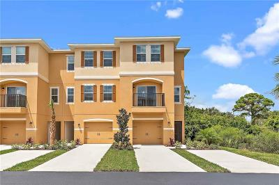 New Port Richey Townhouse For Sale: 5532 Yellowfin Court