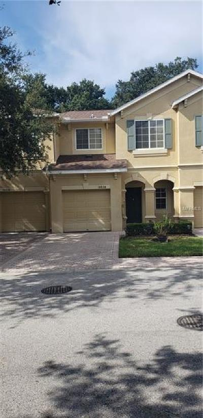 Townhouse For Sale: 10538 Shady Falls Court
