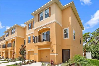 New Port Richey Townhouse For Sale: 5522 White Marlin Court