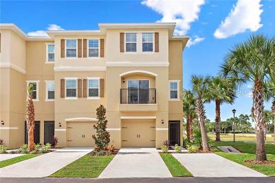 New Port Richey Townhouse For Sale: 5528 Yellowfin Court