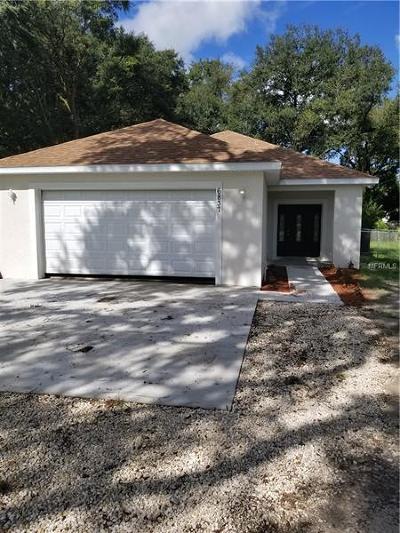 Zephyrhills Single Family Home For Sale: 6837 20th St, Zephyrhills