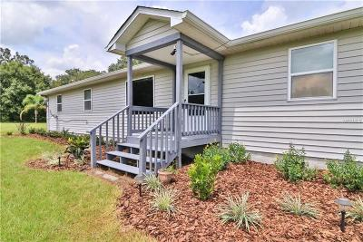 Single Family Home For Sale: 5362 Wood Road
