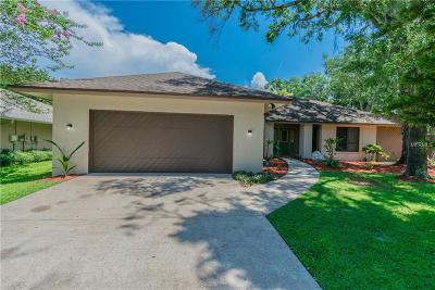 Tampa Single Family Home For Sale: 10401 Oakbrook Drive